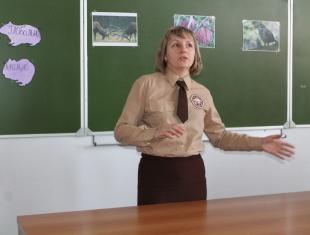 Заместитель директора по научной работе Виктория Шуркина