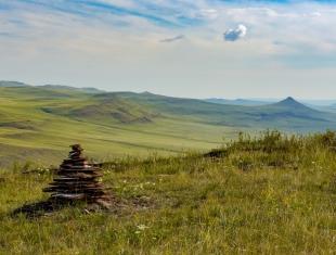 """Участок """"Озеро Беле"""" (фото А. Макеева)"""