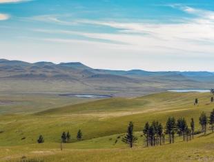 """Участок """"Озеро Иткуль"""" (фото А. Макеева)"""