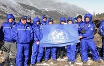 Экспедиция РГО 2011 год