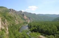 Просторы Хакасии (фото Е. Черногривовой)