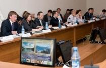 Участники круглого стола, Красноярск 2012