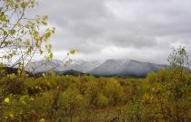 Осень на Малом Абакане (фото Г. Киселева)