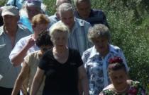 Ветераны республики с визитом на Иткуле, август 2014