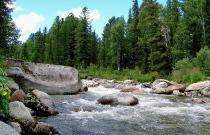 Река Кабансуг (фото С. Ирлица)