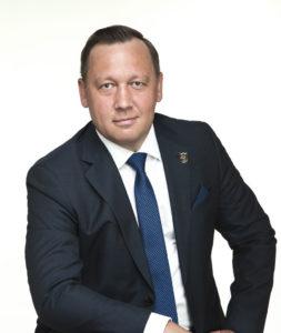 Директор заповедника Виктор Владимирович Непомняший