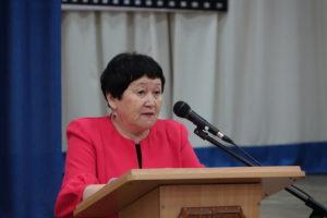 Директор ХАКНИЯЛИ Валентина Тугужекова