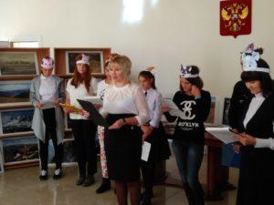 Поздравления в адрес заповедника Хакасский