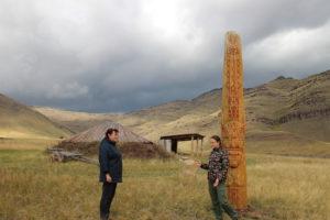 Реконструкция древних жилищ Поселок предков проходит сертификацию