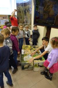 Тематическая экскурсия для юных экологов