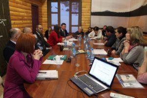 научно-практическую конференцию руководителей и научных сотрудников, работающих по проекту «Мониторинг биологического разнообразия на особо охраняемых природных территориях Алтае-Саянского экорегиона»