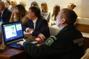 Представление планов на 2019 год отдела охраны