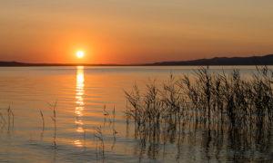 Озеро Иткуль. Фото Макеев А. А.