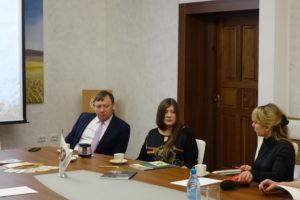 Интервью с представителями СМИ
