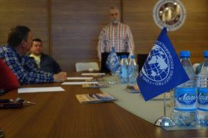 Рабочая встреча по вопросам участия катастрофических паводков в строении долины Верхнего Енисея