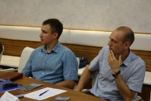 Сотрудники Управления уголовного розыска МВД по РХ