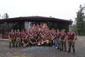 Участники тренинг-семинара государственных инспекторов Алтае-саянского экорегиона - 2019