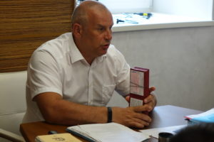 Блум О.В. - директор Хакасского центра охраны труда