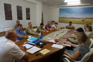 Сотрудники заповедника прошли обучение по охране труда и пожарно-техническому минимуму