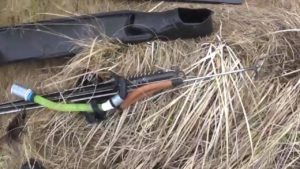 Изъятые орудия лова
