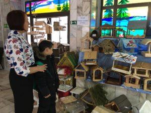 выставка кормушек