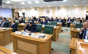 Круглый стол на тему «Проблемы формирования общественных советов при федеральных органах исполнительной власти»