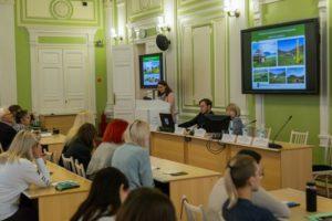 Выступление Анны Афанасьевой