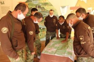 Учебные занятия инспекторов кадрового резерва