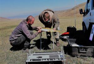 Исследования Оглахтинского могильника продолжаются