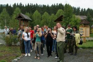 Клуб главных редакторов издательств Республики Хакасия посетил заповедник Хакасский