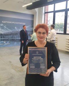 Анжелика Челтыгмашева, зам. директора по развитию туризма