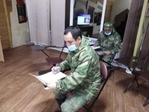"""Многофункциональный центр """"Позарым"""" второй год принимает участников географического диктанта"""