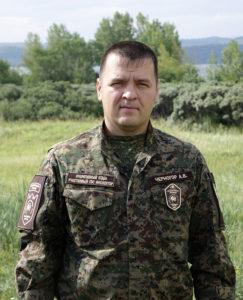 Черногор Александр Владимирович