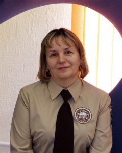Заместитель директора по науке Виктория Владимировна Шуркина