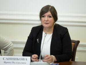 Ирина Санникова - член Комиссии Общественной палаты Российской Федерации по экологии и охране окружающей среды