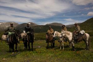 Экспедиция на территорию биосферного резервата