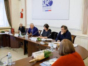 Участники круглого стола «Заповедная система — гордость России»