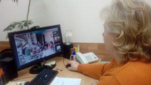Начальник отдела экологического просвещения заповедника «Хакасский» Елена Ким