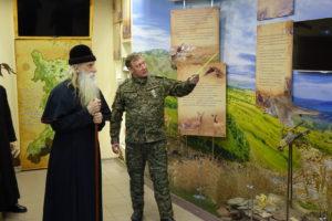 """Экскурсия для делегации Старообрядческой церкви в заповеднике """"Хакасский"""""""