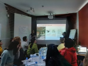 Семинар «Интерпретация и интерактивные продукты на заповедных территориях»