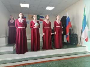 "Участники концерта проекта ""Давайте сохраним"""
