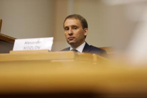 Министр природных ресурсов и экологии Российской Федерации Александр Козлов