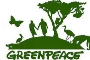 Эмблема Greenreace
