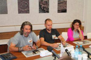 Участники автопробега «Сокровенная Россия: 35 000 километров открытий со Skoda»