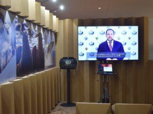 Обращение Министра природных ресурсов и экологии Российской Федерации Сергея Донского