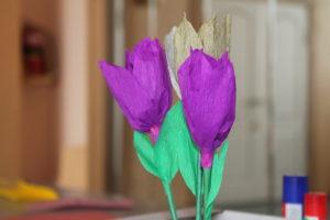 Тюльпан- символ степей