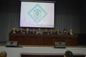 """Почетный президиум конференции """"Экология Южной Сибири"""""""