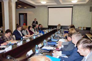 Заседание координационного совета по развитию детского и молодёжного туризма в РХ