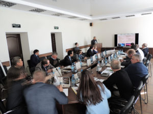 Meeting of Association of Reserves and National Parks of Altai-Sayan Ecoregion