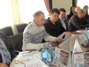 Participants of meeting